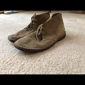 JCrew Desert Boots
